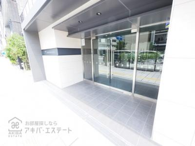 【エントランス】ステージグランデ秋葉原