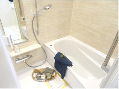 【浴室】ライオンズマンション上馬第2
