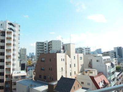 【展望】アンビシャスマンション東京シティ