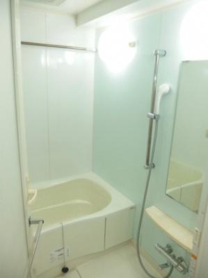 【浴室】アンビシャスマンション東京シティ