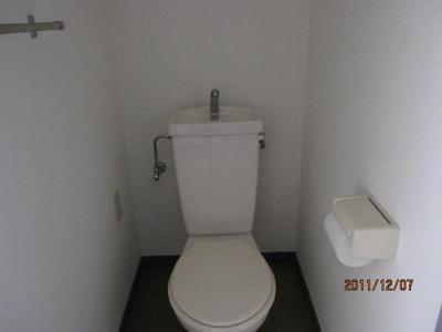 【トイレ】西風館