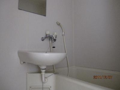 【浴室】西風館