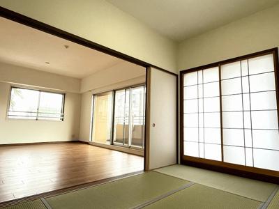 【和室】ファミリアーレみなと第2