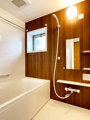 【浴室】ファミリアーレみなと第2