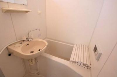 【浴室】ドミールプルーズ