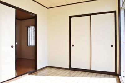 【洋室】サンライズB棟