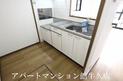 【キッチン】霞台ハイツD