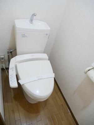 【トイレ】セジュールマキ