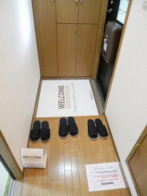 【玄関】セジュールマキ
