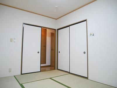 【和室】セジュールマキ