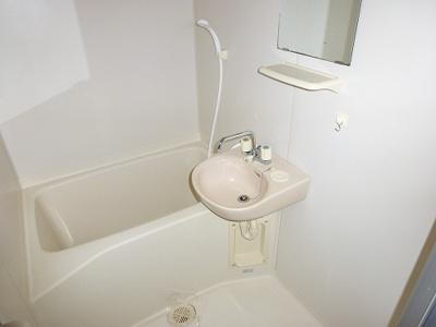 【浴室】TONBOマンション