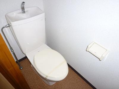【トイレ】TONBOマンション