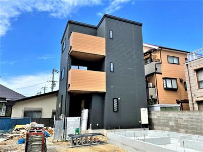 【外観パース】池田市井口堂2丁目 新築戸建 B号地