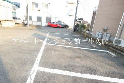 【駐車場】牛久第三グリーンコーポ