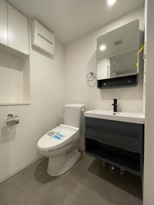 【トイレ】セレニテ三国プリエ