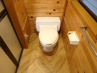 【トイレ】笹塚戸建て