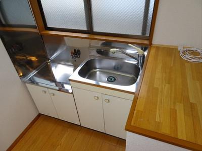 【キッチン】笹塚戸建て