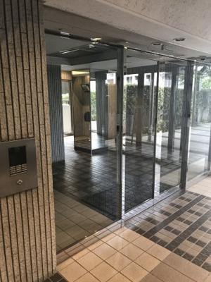 【エントランス】HF田無レジデンス