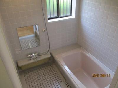 【浴室】土浦市桜ケ丘町 中古戸建