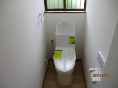 【トイレ】土浦市桜ケ丘町 中古戸建