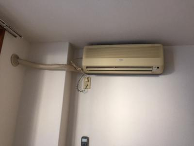 エアコン1台付、入居決定後新品に交換致します!