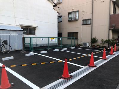 【外観】後藤駐車場