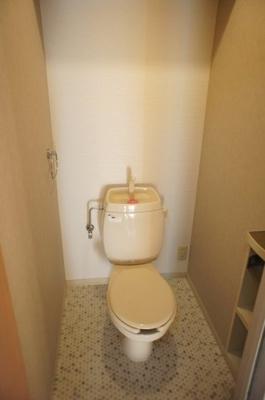 【トイレ】メルヴィルA棟