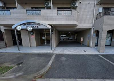 【外観】マンドヒル千里駐車場