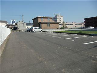 【外観】PS駐車場