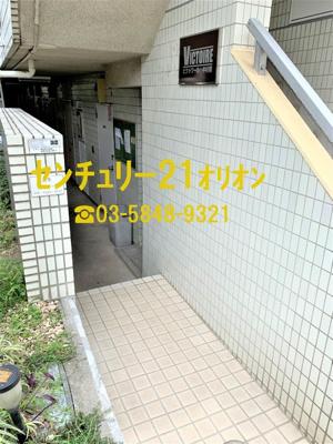 【エントランス】ビクトワール中村橋(ナカムラバシ)