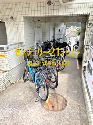 【その他共用部分】ビクトワール中村橋(ナカムラバシ)