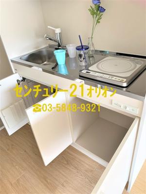 【キッチン】ビクトワール中村橋(ナカムラバシ)