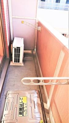 エアコン,入居時から直ぐに使えます。