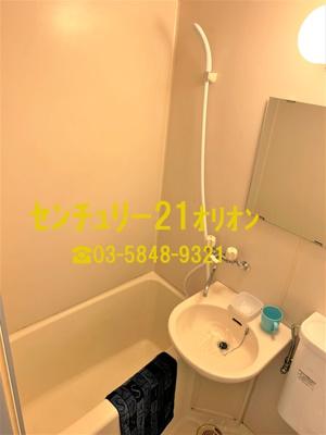 【浴室】ミリオンコート中村橋(ナカムラバシ)