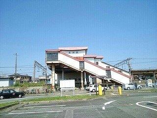 長洲駅まで1510m