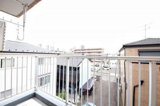 【バルコニー】東急東横線「元住吉」駅 サンコーポ元住吉
