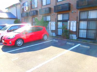 【駐車場】レオパレスTN壱番館