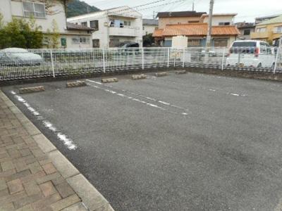 【駐車場】ヴィラ・アンジュ