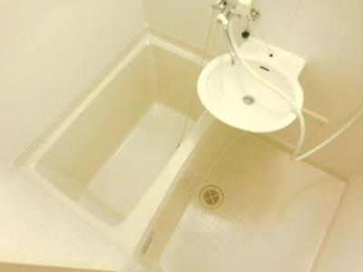 【浴室】レオパレスフローラ須賀