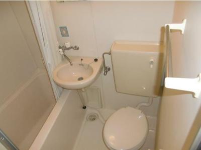【浴室】アミラントヴィレッジ
