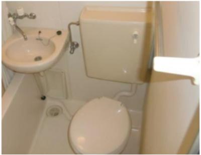 【トイレ】アミラントヴィレッジ