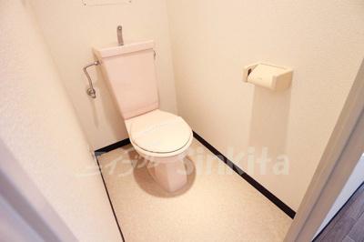 【トイレ】第3丸重グランドハイツ