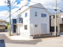 京成大久保 全3棟 新築分譲住宅の画像