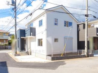 習志野市藤崎 新築一戸建 ※外観施工例です。
