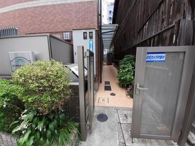 【エントランス】富小路四条マンション