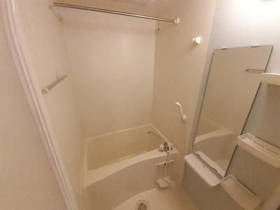【浴室】富小路四条マンション