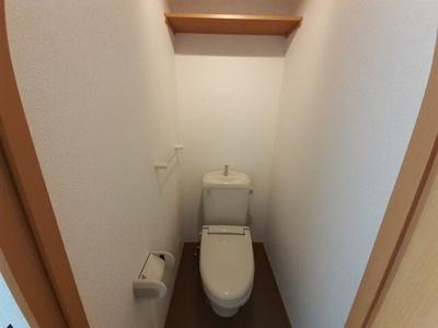 【トイレ】富小路四条マンション
