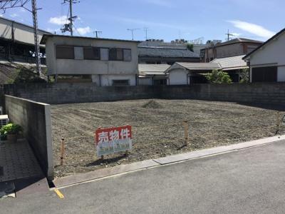 【外観】【売地】紀之川中学校区・56662