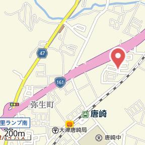 【地図】メゾン アルモニー
