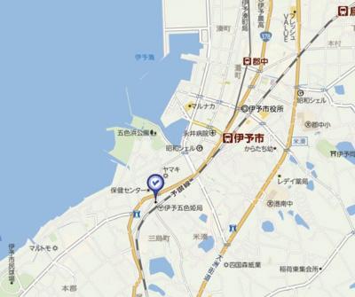【地図】マリベール・ナトゥーア